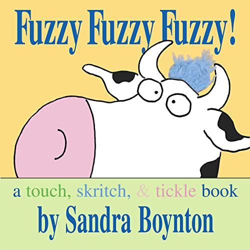 9780689863639: Fuzzy Fuzzy Fuzzy! (Boynton Board Books)