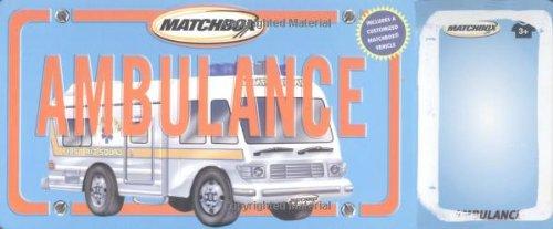 9780689863660: Ambulance (Matchbox Books)