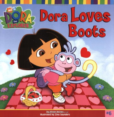 9780689863738: Dora Loves Boots (Dora the Explorer)