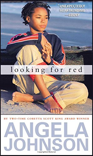 Looking for Red: Angela Johnson