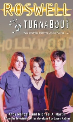 9780689864100: Turnabout (Roswell)