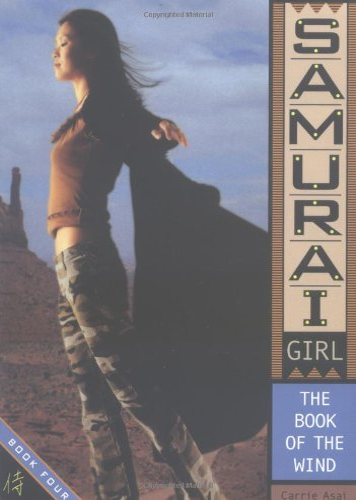 9780689864339: The Book of the Wind (Samurai Girl)