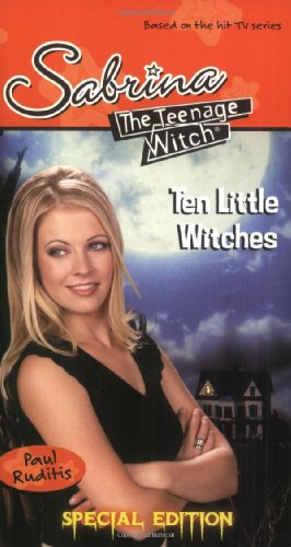 9780689864391: Sabrina The Teenage Witch: Ten Little Witches