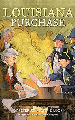 9780689864438: Louisiana Purchase (Ready-for-Chapters)