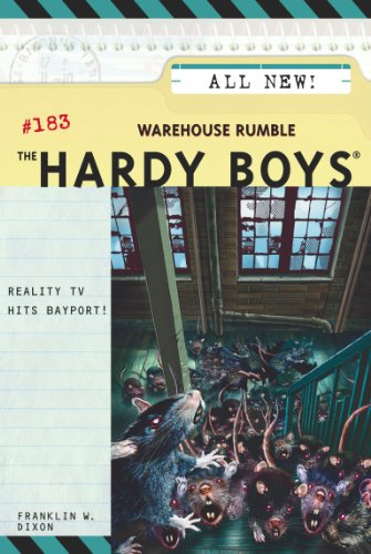 Warehouse Rumble (The Hardy Boys #183): Franklin W. Dixon