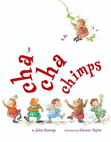 9780689864568: Cha-Cha Chimps