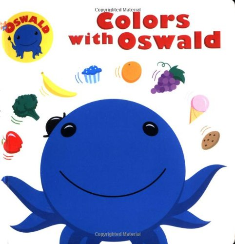 9780689864834: Colors with Oswald
