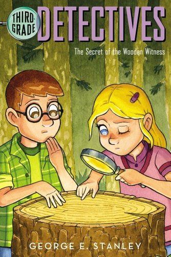 9780689864872: The Secret of the Wooden Witness (Third-Grade Detectives)
