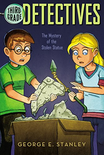 9780689864919: The Mystery of the Stolen Statue (Third-Grade Detectives)