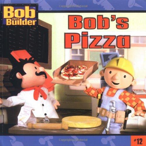 Bob's Pizza (Bob the Builder (8x8)): Hot Animation