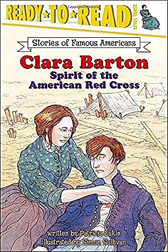 9780689865138: Clara Barton: Spirit of the American Red Cross