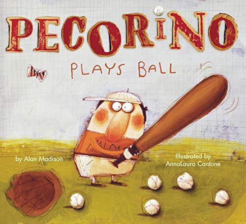 9780689865220: Pecorino Plays Ball (Anne Schwartz Books)