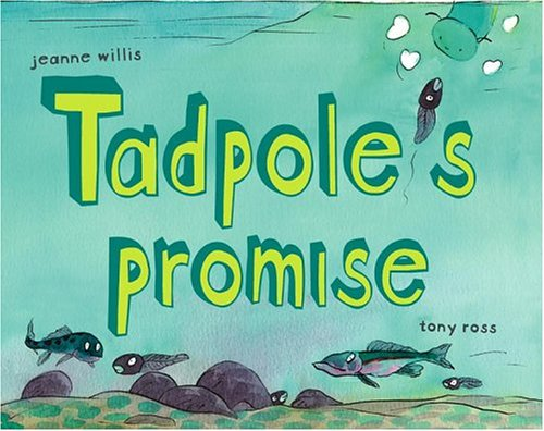 9780689865244: Tadpole's Promise (Bccb Blue Ribbon Picture Book Awards (Awards))