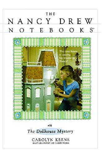 9780689865343: The Dollhouse Mystery (Nancy Drew Notebooks #58)