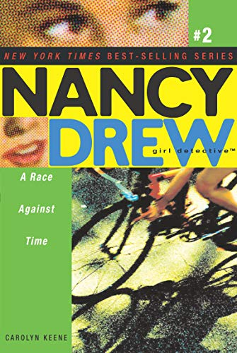 9780689865671: A Race Against Time (Nancy Drew: Girl Detective (Aladdin))