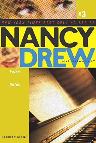 9780689865688: False Notes (Nancy Drew (All New) Girl Detective)