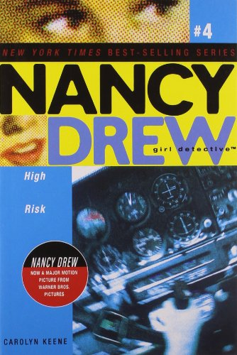 9780689865695: High Risk (Nancy Drew: All New Girl Detective #4)