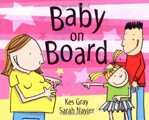 9780689865725: Baby on Board