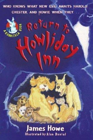9780689866180: Return to Howliday Inn (Bunnicula)