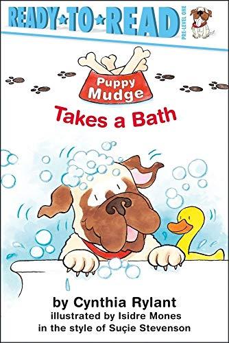 9780689866210: Puppy Mudge Takes a Bath