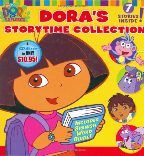 9780689866234: Dora's Storytime Collection