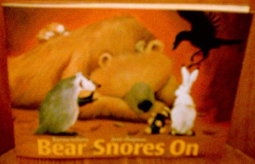 9780689866289: Bear Snores On