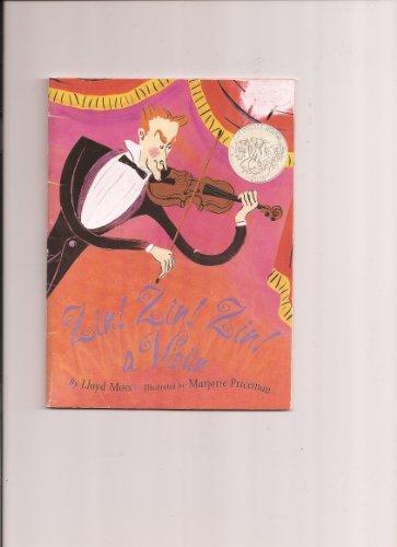 9780689866319: Zin! Zin! Zin! a Violin