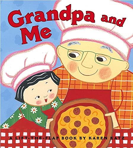 9780689866449: Grandpa and Me (Karen Katz Lift-the-Flap Books)