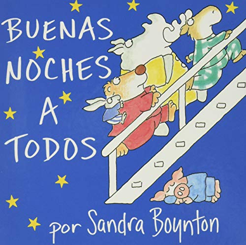 9780689866524: Buenas noches a todos / The Going to Bed Book (Spanish edition)