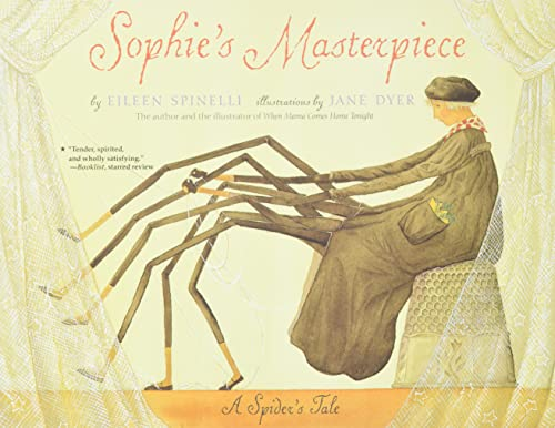 9780689866807: Sophie's Masterpiece: A Spider's Tale