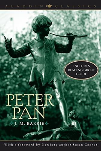 9780689866913: Peter Pan (Aladdin Classics)