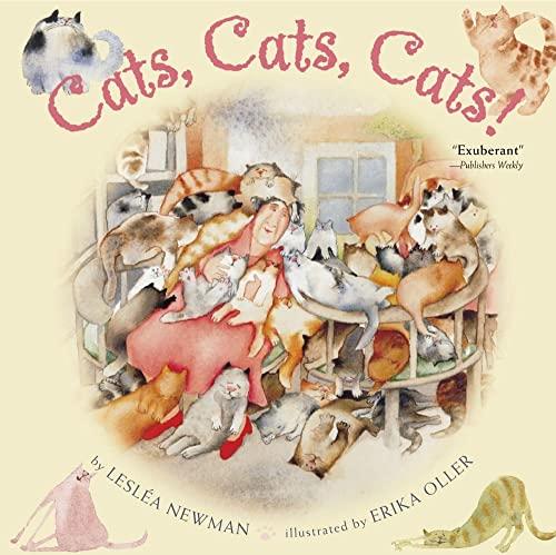 9780689866975: Cats, Cats, Cats!