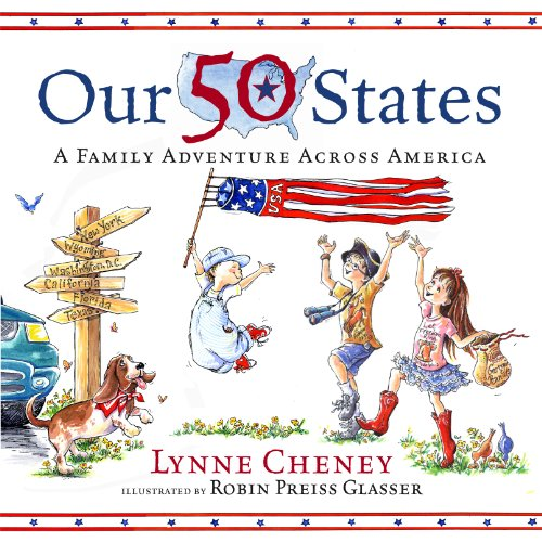 9780689867170: Our 50 States: A Family Adventure Across America