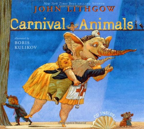 9780689867217: Carnival of the Animals