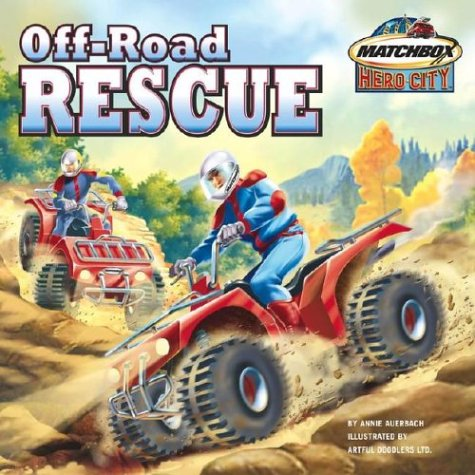 9780689867279: Off-Road Rescue (Matchbox Hero City)