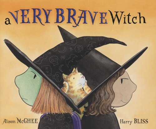 9780689867309: A Very Brave Witch