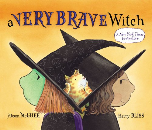 9780689867316: A Very Brave Witch