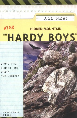9780689867378: Hidden Mountain (The Hardy Boys #186)