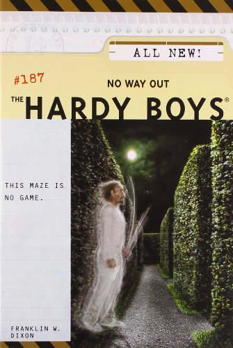 9780689867385: No Way Out (The Hardy Boys #187)