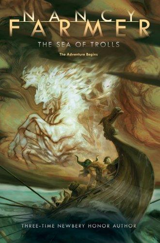 9780689867460: The Sea of Trolls (Sea of Trolls Trilogy (Paperback))