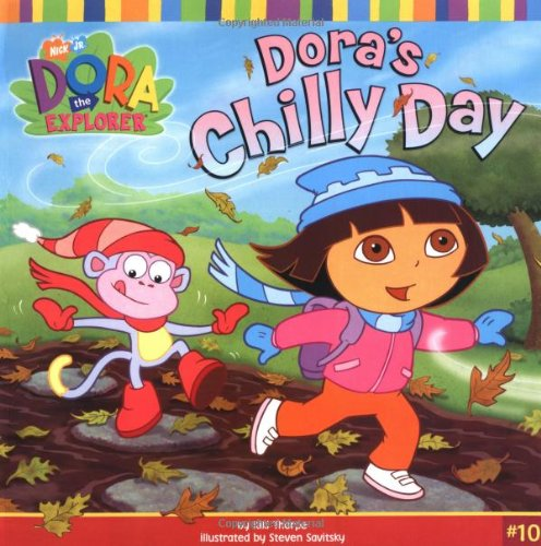 9780689867958: Dora's Chilly Day (Dora the Explorer (8x8))