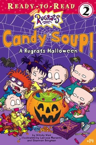 9780689868320: Candy Soup!: A Rugrats Halloween (Rugrats Ready-to-Read)