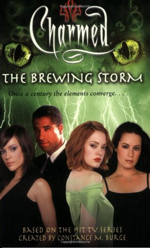 9780689868511: The Brewing Storm (Charmed)