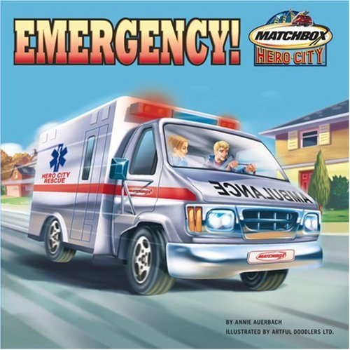 Emergency! (Matchbox Hero City): Annie Auerbach, Artful