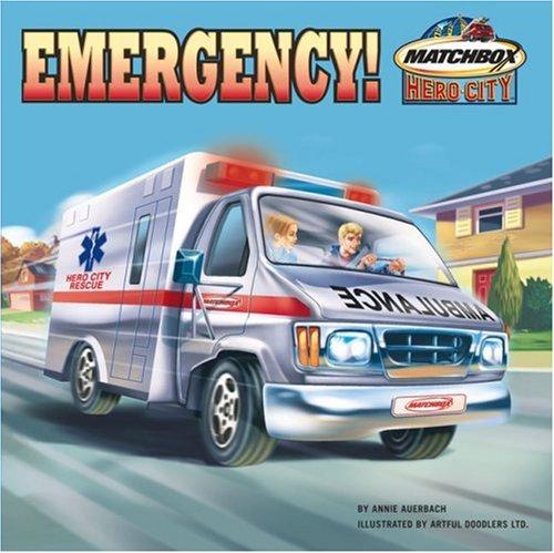 9780689868566: Emergency! (Matchbox Hero City)