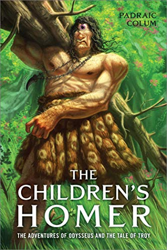 9780689868832: The Children's Homer: The Adventures of Odysseus and the Tale of Troy