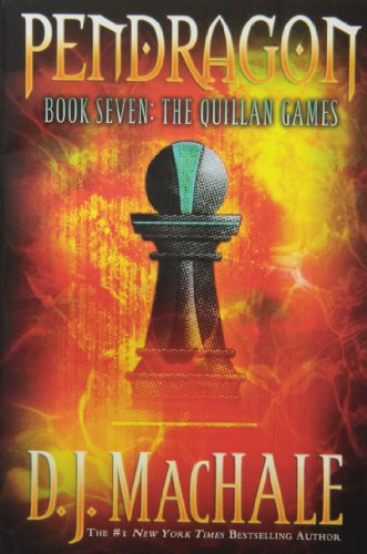 9780689869136: The Quillan Games (Pendragon)