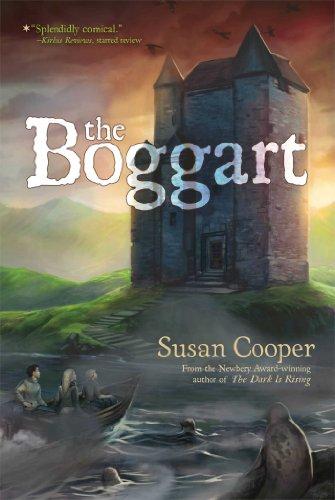 9780689869303: The Boggart