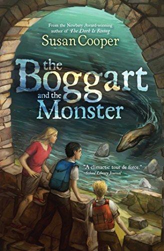 The Boggart and the Monster: Cooper, Susan; Rayyan,