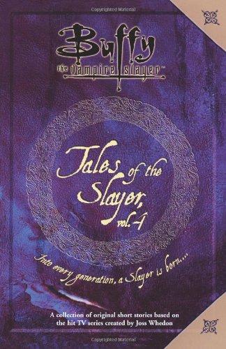 Tales of the Slayer, Volume 4 (Buffy the Vampire Slayer) (068986955X) by Greg Cox; Jane Espenson; Kara Dalkey; Kristine Kathryn Rusch; Michael Reaves; Nancy Holder; Robert Joseph Levy; Scott Allie